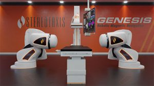 Stereotaxis Genesis Lab
